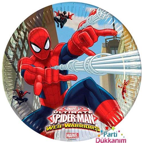 Spiderman Ultimate Tabak (8 adet), fiyatı