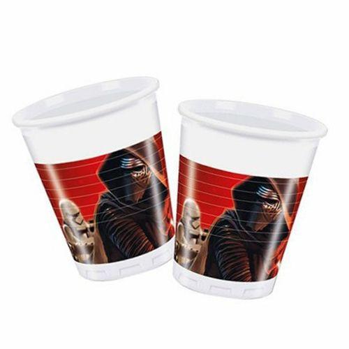 Star Wars Bardak (8 Adet)