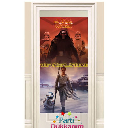 Star Wars Kapı Banner (75x150 cm)