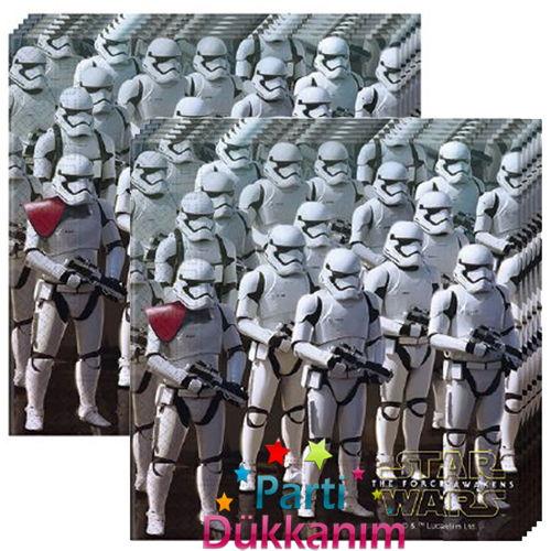 Star Wars Peçete (20 Adet)