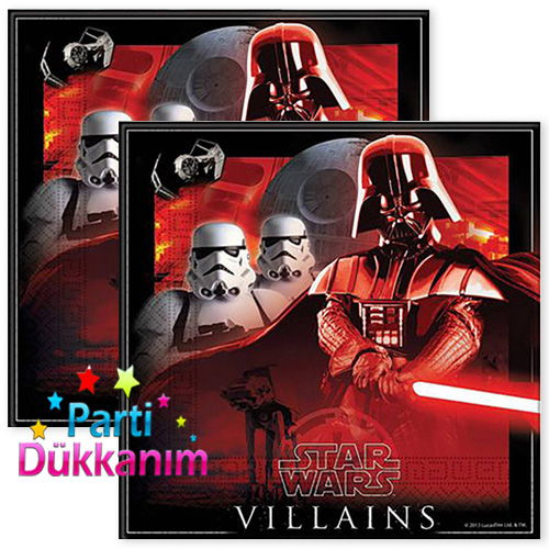 Star Wars The Force Peçete (20 Adet), fiyatı