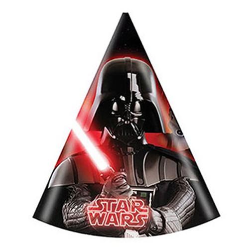 Star Wars Şapka (6 Adet)