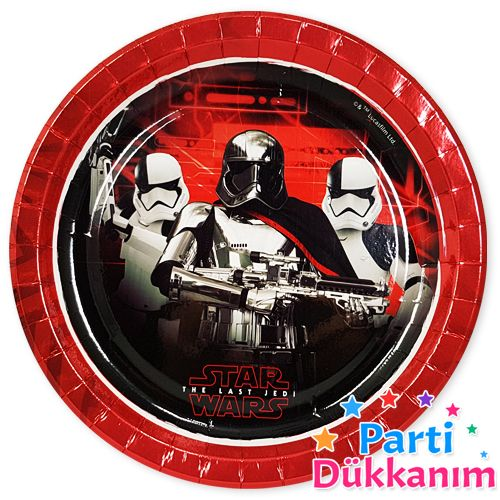 Star Wars Tabak (8 Adet)