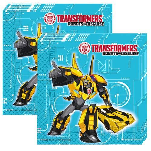Transformers Peçete (20 Adet), fiyatı