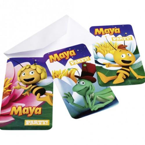 Arı Maya Davetiye (6 adet)