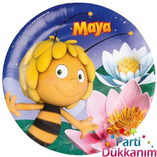 Arı Maya Tabak (8 Adet)