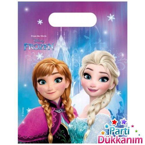 Frozen Northern Hediye Çantası (17x23 cm) 6 Adet, fiyatı