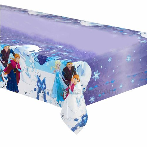 Frozen Snowflakes masa örtüsü