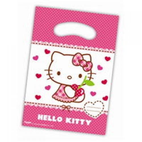 Hello Kitty Parti Poşeti (6 adet)