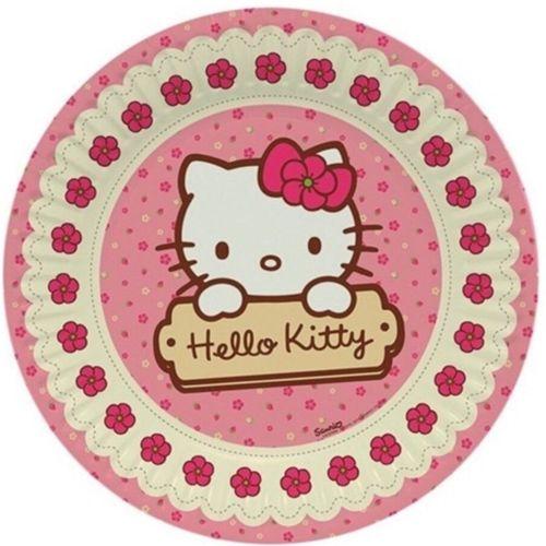 Hello Kitty Tabak (8 adet)