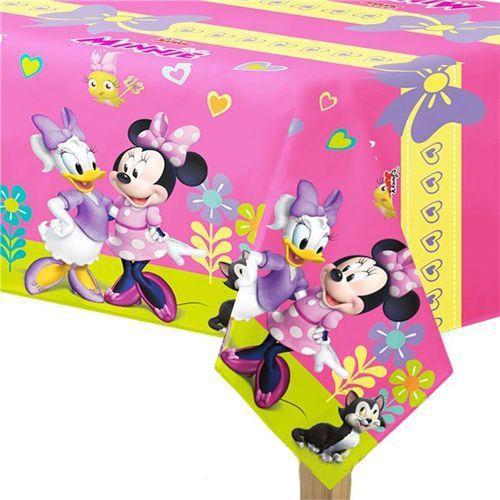 Minnie Mouse Happy Helpers Masa Örtüsü 120*180 cm