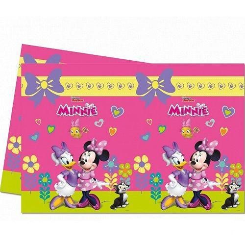 Minnie Mouse Happy Helpers Masa Örtüsü 120*180 cm, fiyatı