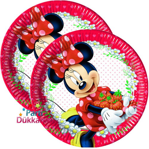 Minnie Mouse JAM Tabak (8 Adet)