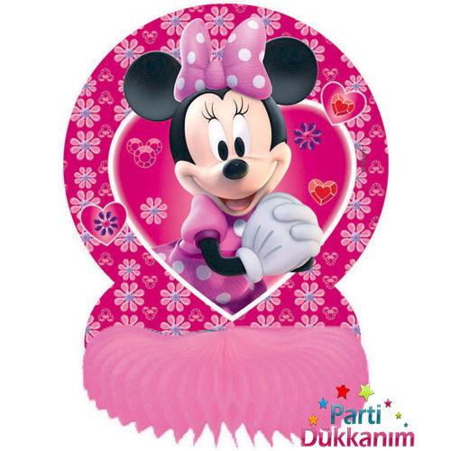 Minnie Mouse Orta Süs (1 Adet)