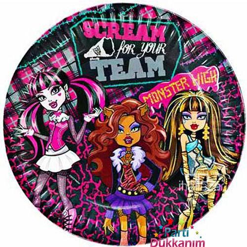 Monster High Tabak (8 adet)