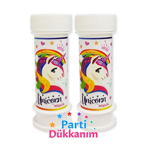 Unicorn Köpük Baloncuk (2 Adet), fiyatı
