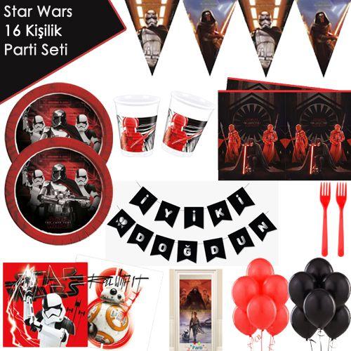 Star Wars Süper Set 16 Kişilik, fiyatı