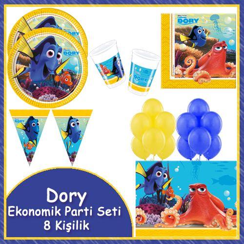 Dory Ekonomik Parti Seti (8 Kişilik), fiyatı