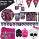 Monster High Full Parti Seti (24 Kişilik), fiyatı