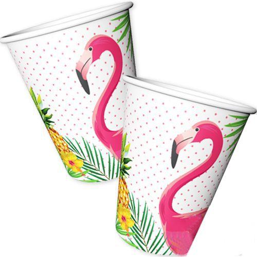 Flamingo Bardak (8 adet)