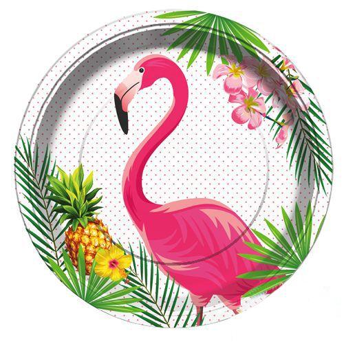 Flamingo Tabak (8 adet)