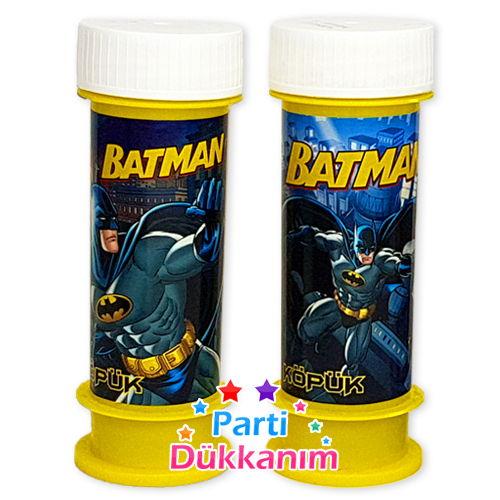 Batman Köpük Baloncuk (2 Adet)