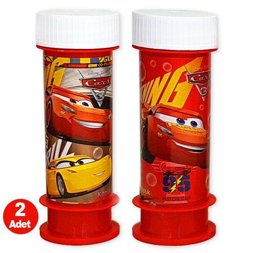 Cars Köpük Baloncuk (2 adet)