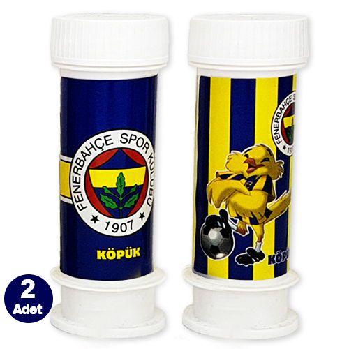 Fenerbahçe Köpük Baloncuk (2 Adet)