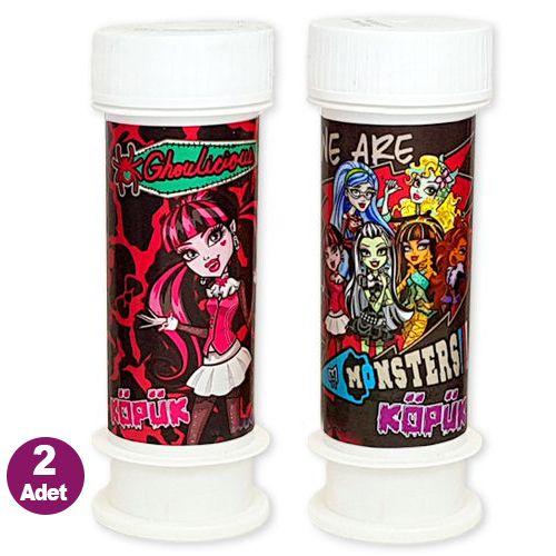 Monster High Köpük Baloncuk (2 Adet), fiyatı