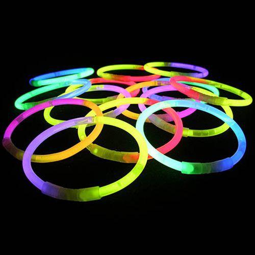 Glow Stick Fosforlu Neon Bileklik 15 adet, fiyatı