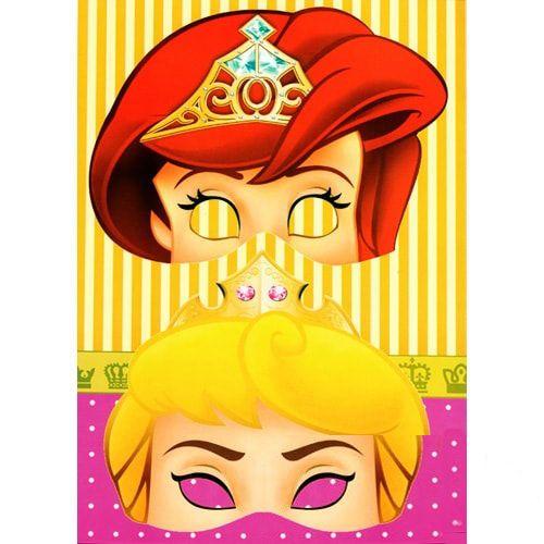 Prensesler Boyama Kitabı Stickerlı 16 Sayfa Parti Dükkanım