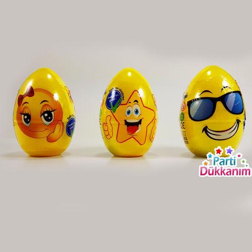 Emoji Sürpriz Yumurta 3 Adet, fiyatı