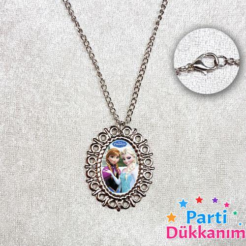 Frozen Anna Elsa Kolye, fiyatı