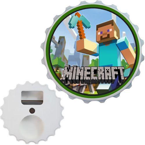 Minecraft Açacak Magnet 7cm, fiyatı