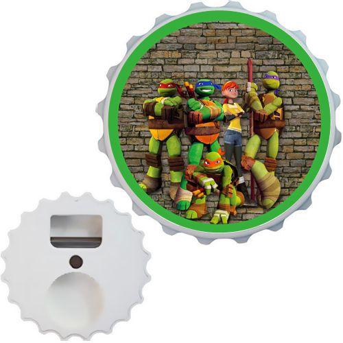 Ninja Turtles Açacak Magnet 7cm, fiyatı