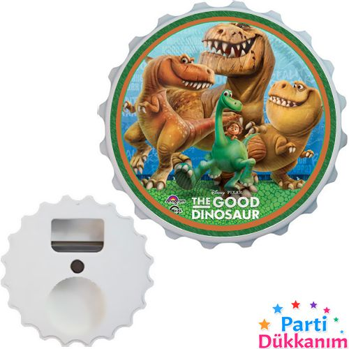 The Good Dinozor Açacak Magnet 7cm, fiyatı