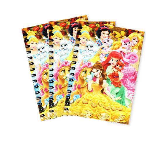Prensesler Not Defteri 4 Ad (9.5x13,5 cm) 50 s, fiyatı
