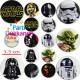 Star Wars Rozet 10 Adet, fiyatı