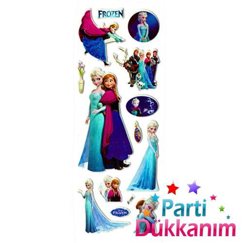 Frozen (Karlar Ülkesi) Sticker (7x17 cm)