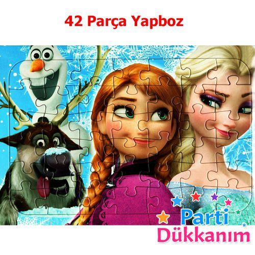 Frozen Yapboz (31x22cm), fiyatı