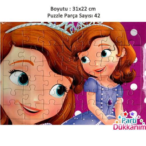 Prenses Sofia Yapboz (31x22cm)