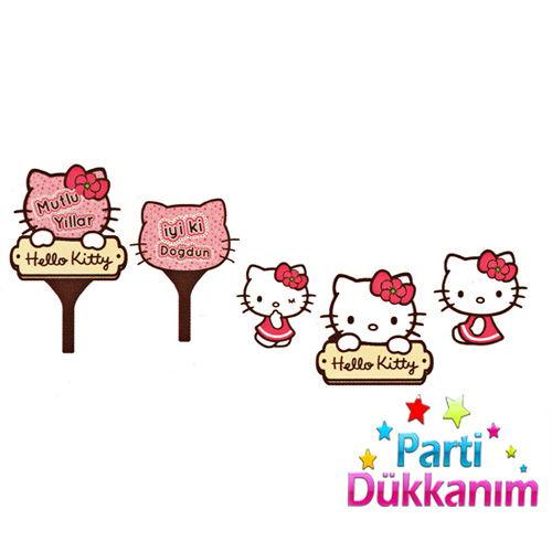 Hello Kitty Fotoğraf Çekme Hatıra Çerçevesi (60x90 cm), fiyatı