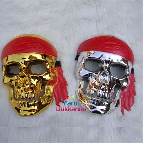 Korsan Maske Gümüş, fiyatı