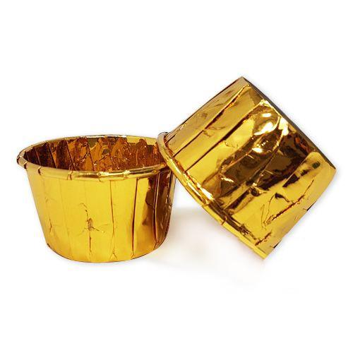 Gold Folyo Kek Kapsülü (25 adet), fiyatı