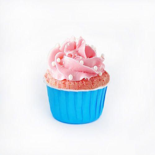 Mavi Cupcake Kabı (25 adet)