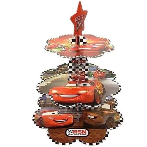Cars Karton Kek Standı 3 Katlı, fiyatı