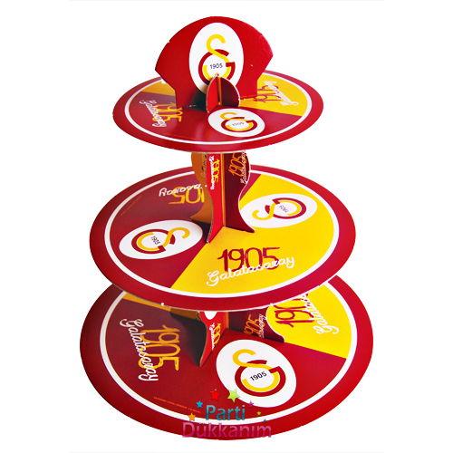 Galatasaray Kek Standı 3 Katlı