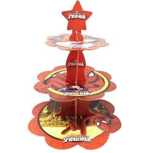 Spiderman Kek Standı 3 Katlı, fiyatı