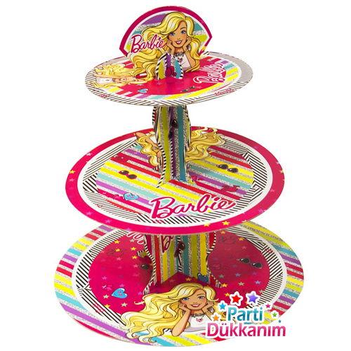 Barbie  3 Katlı Kek Standı, fiyatı
