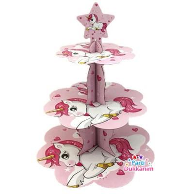 Unicorn Kek Standi 3 Katli